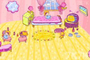 《可爱房间摆设》游戏画面2