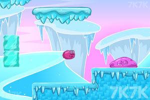 《卷毛球冒险4》游戏画面2