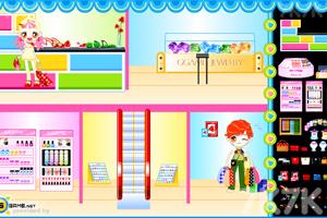 《布置商场》游戏画面4