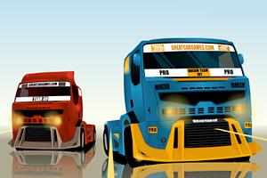 《重型大卡车赛》截图1