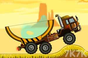 《水资源运输车》游戏画面3