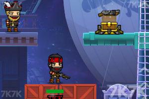 《最强海盗之战无敌版》游戏画面1