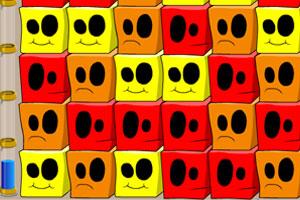 《方块海绵消消看》游戏画面1