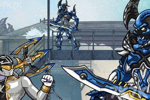 《超级巨能战队4》截图5