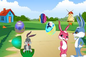 《小兔农场约会》游戏画面1