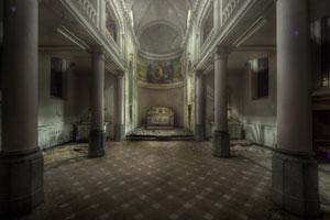 《逃离幽灵古堡》游戏画面1