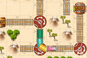 《小火车铁路维修工》截图3