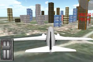 《3D模拟飞机驾驶》截图1