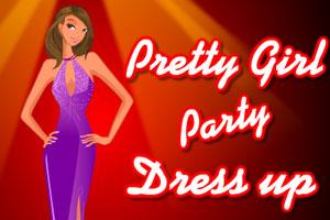 《女孩的漂亮礼服》游戏画面1