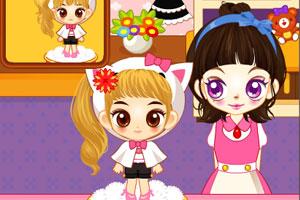 《阿sue娃娃屋》游戏画面1