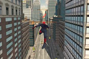 《超凡蜘蛛侠无尽的飞翔》截图1