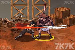 《地狱英雄之战》游戏画面4