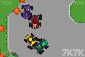 《迷你卡丁车大赛》游戏画面2