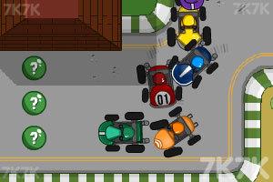 《迷你卡丁车大赛》游戏画面1