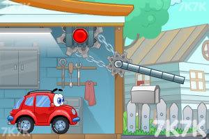 《小汽车总动员3选关版》游戏画面3