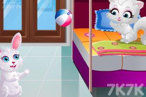 《可爱宝贝宠物派对》游戏画面6
