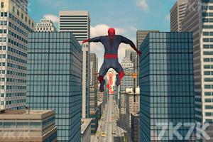 《超凡蜘蛛侠无尽的飞翔》游戏画面1