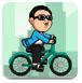 鸟叔骑单车
