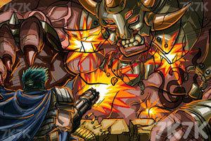 《进击的战士》游戏画面1