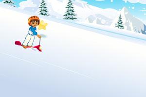《迭戈滑雪竞赛》游戏画面1