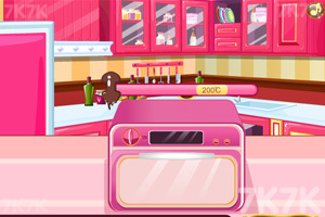 《制作美味冰淇淋蛋糕》游戏画面3