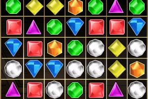 《精美宝石对对碰》游戏画面1
