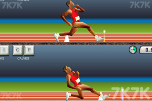《QWOP百米赛跑双人版》截图7