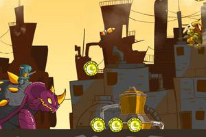 《怪物狂奔》游戏画面1