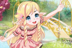 《春天美精灵》游戏画面3