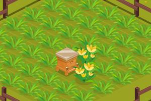 《雅米娜的蜂园》游戏画面1