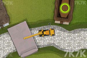 《起重大卡车运输》游戏画面2