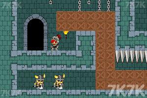 《地下城探险》游戏画面1