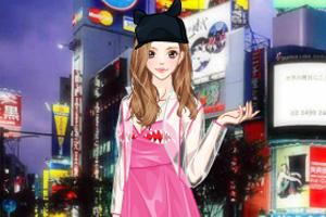 《塑料质感服饰》游戏画面1