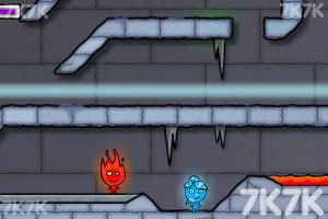《森林冰火人3無敵版》截圖6