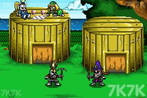 《蛋蛋骑士》游戏画面2