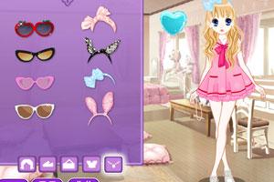 《森迪公主的六一儿童节》游戏画面1