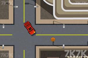 《篮球场停车记》游戏画面1