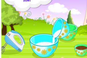《高塔纸杯蛋糕》游戏画面1