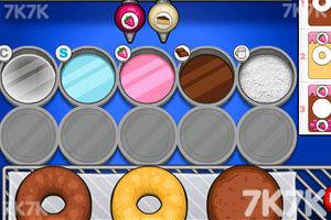 《老爹甜甜圈店无敌版》游戏画面3