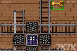 《悲催的章鱼》游戏画面2