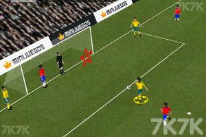 《世界杯实况3》游戏画面4
