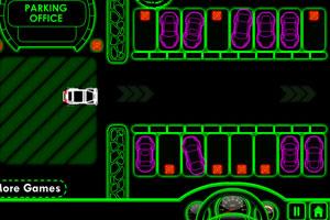 《停靠霓虹卡车》游戏画面1