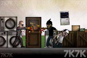 《黑客帝国大乱斗》游戏画面8