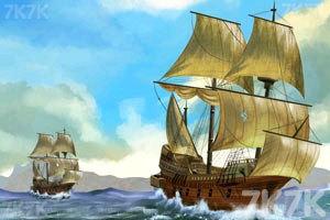 《海贼船突袭》游戏画面1