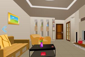 《奶奶逃脱紧锁房屋》游戏画面1