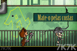 《生化泰迪熊》游戏画面2