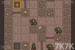 《骑士勇闯迷宫》游戏画面1