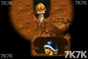 《小矿工成长记无敌版》游戏画面2