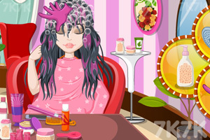 《我的可爱发型》游戏画面3