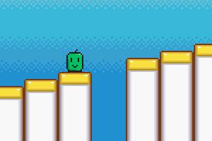 《渣桶跳跳跳》游戏画面1